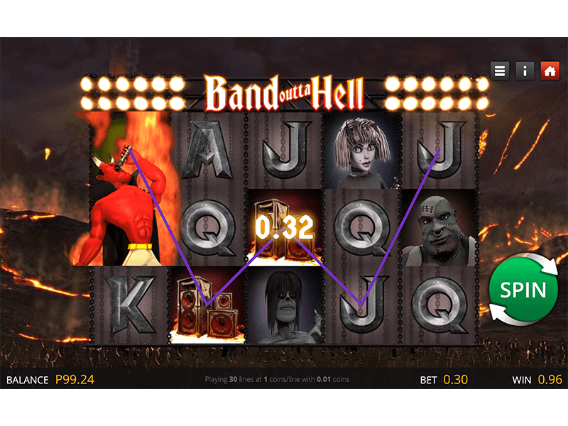 Band Outta Hell Hero Image Inner Center